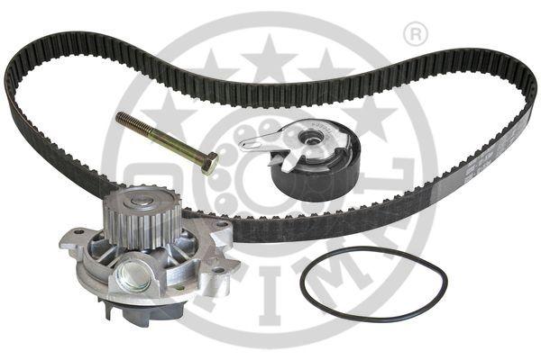 OPTIMAL  SK-1380AQ1 Wasserpumpe + Zahnriemensatz Breite: 26,4mm