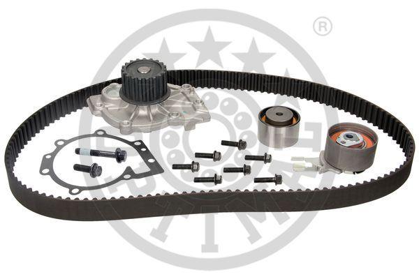 OPTIMAL  SK-1608AQ1 Wasserpumpe + Zahnriemensatz Breite: 28mm
