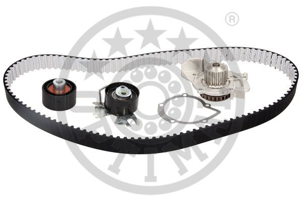 Timing belt kit and water pump SK-1714AQ1 OPTIMAL SK-1714AQ1 original quality