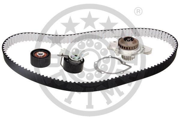 Water Pump + Timing Belt Kit OPTIMAL SK-1714AQ1 rating