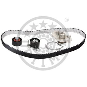 Water pump and timing belt kit Width: 25mm with OEM Number 9M5Q 8B596 AA