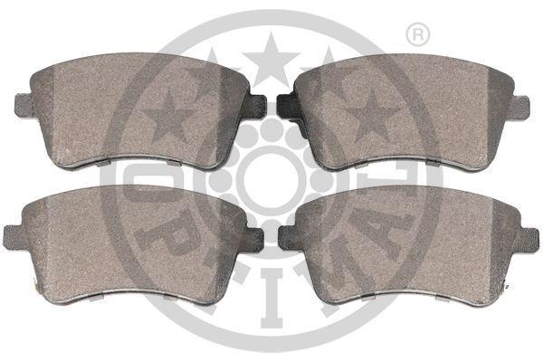 Bremsbelagsatz OPTIMAL 12575 Bewertung