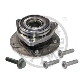 Wheel Bearing Kit Ø: 137, 85mm, Inner Diameter: 30mm with OEM Number 8V0 498 625 A