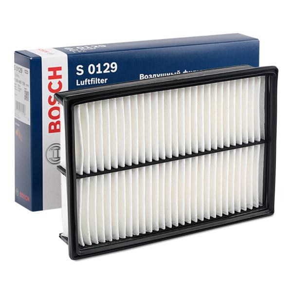 Engine Filter F 026 400 129 BOSCH S0129 original quality