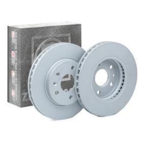 Bremsscheibe Bremsscheibendicke: 30mm, Lochanzahl: 5, Ø: 296mm mit OEM-Nummer 13 50 2213