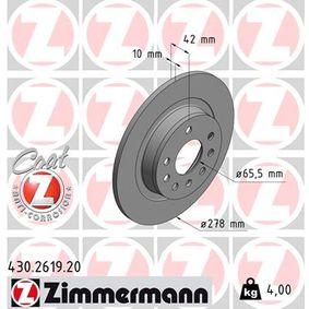 Bremsscheibe Art. Nr. 430.2619.20 120,00€