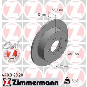 Bremsscheibe Art. Nr. 440.3123.20 120,00€