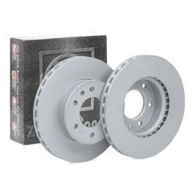 ZIMMERMANN COAT Z 400.6476.20 Bremsscheibe Ø: 300mm