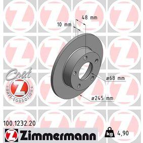 Bremsscheibe Art. Nr. 100.1232.20 120,00€