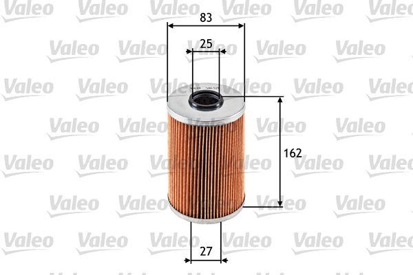 Motorölfilter 586571 VALEO 586571 in Original Qualität
