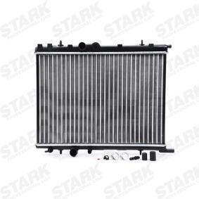 Radiador, refrigeración del motor Número de artículo SKRD-0120002 120,00€