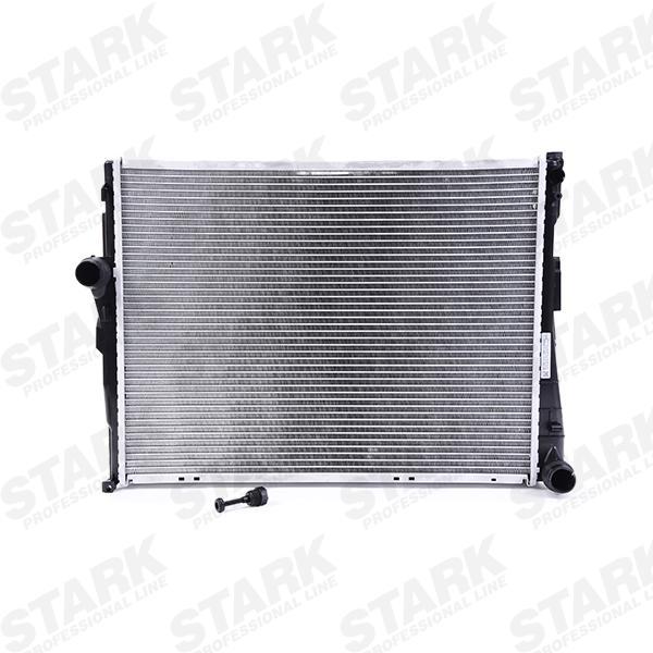 STARK  SKRD-0120005 Radiateur, refroidissement du moteur Dimension du radiateur: 580x438x32 [mm]