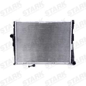 Radiateur, refroidissement du moteur Dimension du radiateur: 580x438x32 [mm] avec OEM numéro 17 11 1 611 573