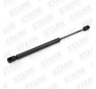 STARK Gasfeder, Koffer-/Laderaum SKGS-0220002 für MERCEDES-BENZ SLK (R170) 200 Kompressor (170.444) ab Baujahr 03.2000, 163 PS