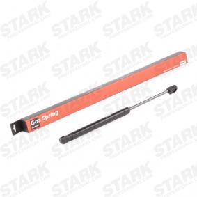 Heckklappendämpfer / Gasfeder Länge: 445mm, Hub: 183mm mit OEM-Nummer 6894005072