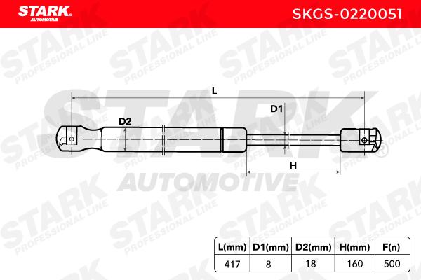STARK Art. Nr SKGS-0220051 advantageously