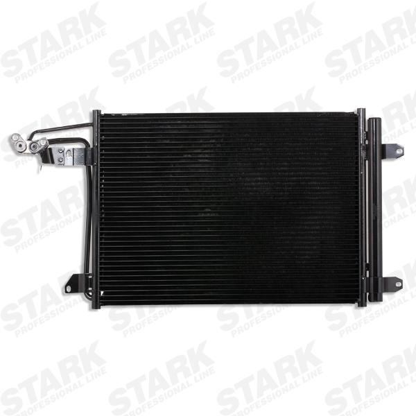 STARK  SKCD-0110009 Kondensator, Klimaanlage Kältemittel: R 134a