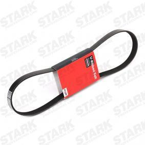 V-Ribbed Belts SK-6PK1078 OCTAVIA (1U2) 1.4 16V MY 2009