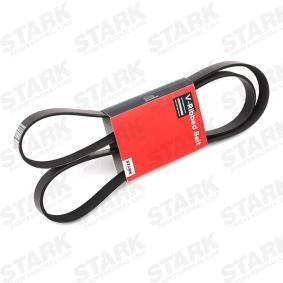 V-Ribbed Belts SK-6PK1700 SCIROCCO (137, 138) 1.4 TSI MY 2013