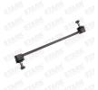 Travesaños barras estabilizador STARK 7587635 eje delantero, ambos lados