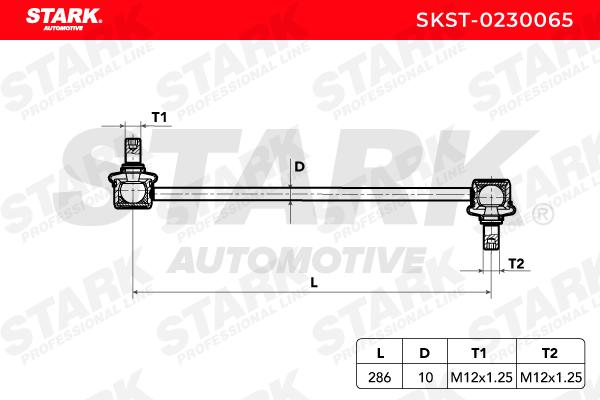SKST-0230065 STARK del fabricante hasta - 30% de descuento!