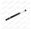 Amortiguador STARK 7587678 Eje trasero, Bitubular, Presión de gas, Amortiguador telescópico, Espiga arriba, Anillo inferior