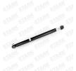 Struts STARK 7587694 Rear Axle, Twin-Tube, Gas Pressure, Spring-bearing Damper, Bottom eye, Top pin