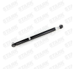 Amortiguador STARK 7587694 Eje trasero, Bitubular, Presión de gas, Amortiguador con asiento de muelle, Anillo inferior, Espiga arriba