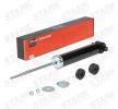 Federbein STARK 7587744 Hinterachse, Gasdruck, Teleskop-Stoßdämpfer, oben Stift, unten Gabel