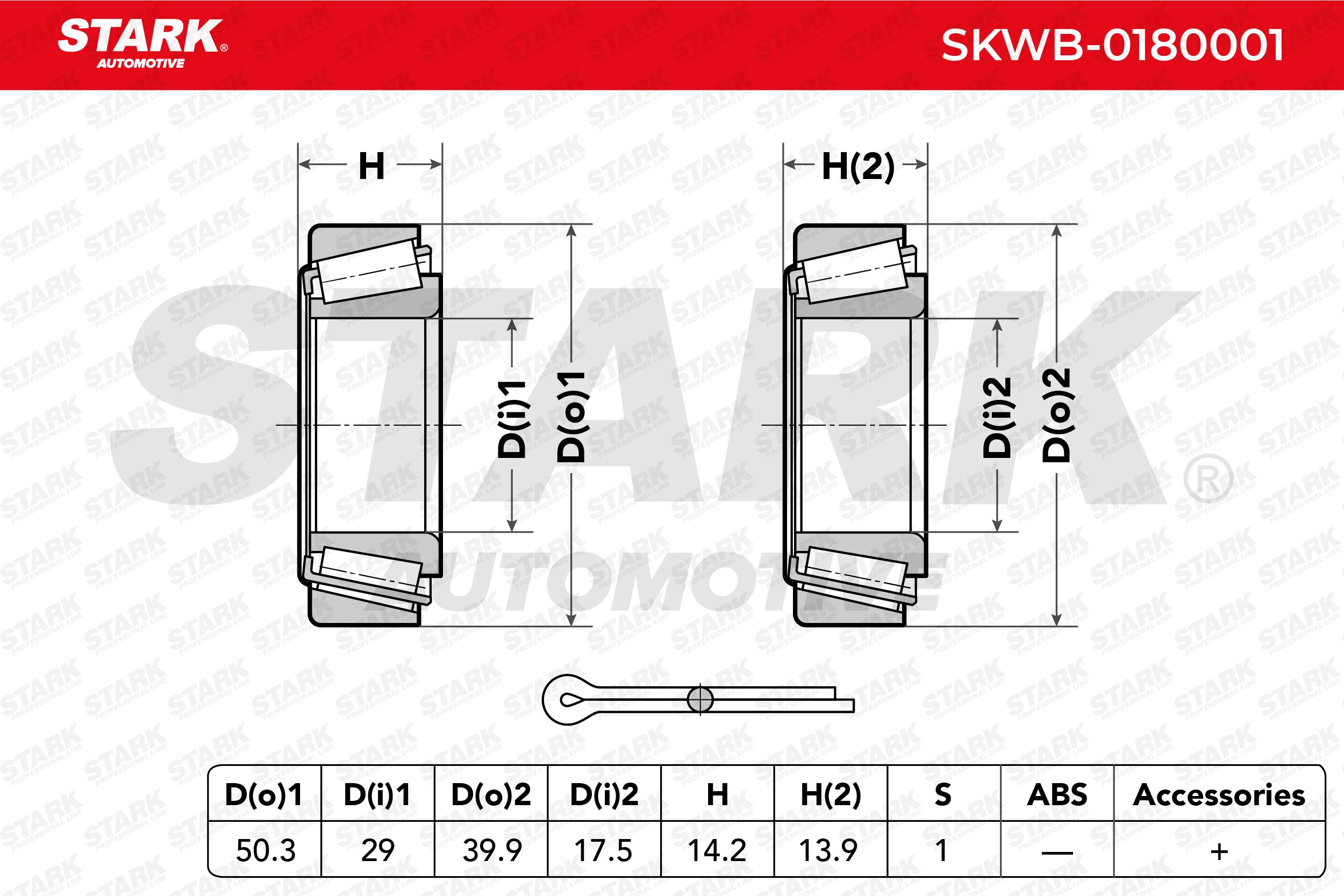 Radlagersatz STARK SKWB-0180001 Erfahrung