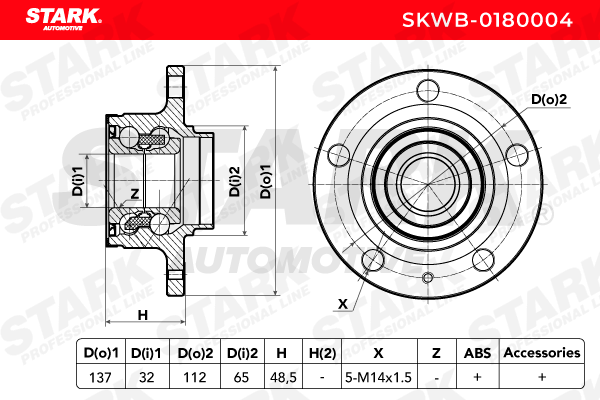 STARK SKWB-0180004 EAN:4059191029594 Shop