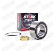 Rodamiento de rueda STARK 7587865 eje delantero, ambos lados, con anillo sensor magnético incorporado
