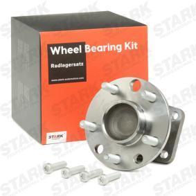 Wheel Bearing Kit Ø: 136mm with OEM Number 4858822
