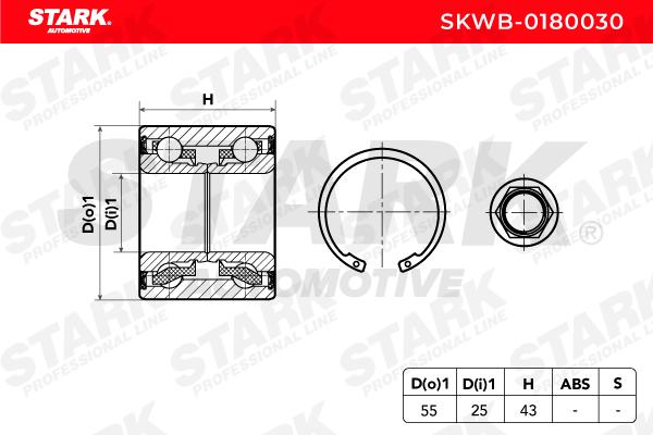 STARK SKWB-0180030 EAN:4059191029846 Tienda online