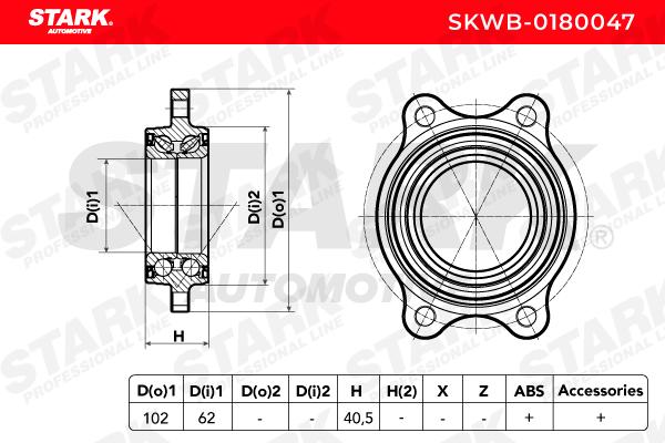 STARK Art. Nr SKWB-0180047 günstig