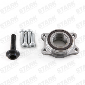 Wheel Bearing Kit Inner Diameter: 45mm with OEM Number 3D0 498 607 A