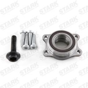 Wheel Bearing Kit Inner Diameter: 45mm with OEM Number 3D0 498 607