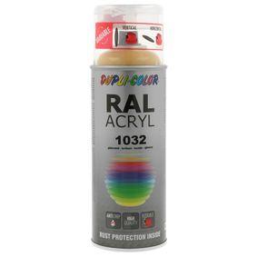 DUPLI COLOR RAL-боя (немски стандарт за цветове) 366093