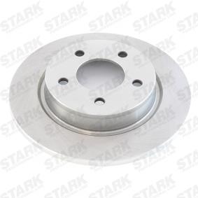 Brake Disc SKBD-0020123 3 (BL) 2.5 MY 2014
