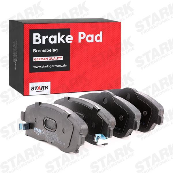 Bremsklötze STARK SKBP-0010071 4059191032587