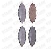 CHERY QQ Jogo de pastilhas para travão de disco: STARK 7588834