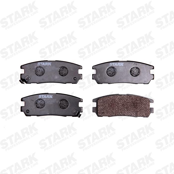 Pastillas de Freno & Juego de Pastillas de Freno STARK SKBP-0010168 conocimiento experto