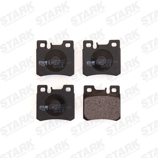 Bremsklötze STARK SKBP-0010171 Erfahrung