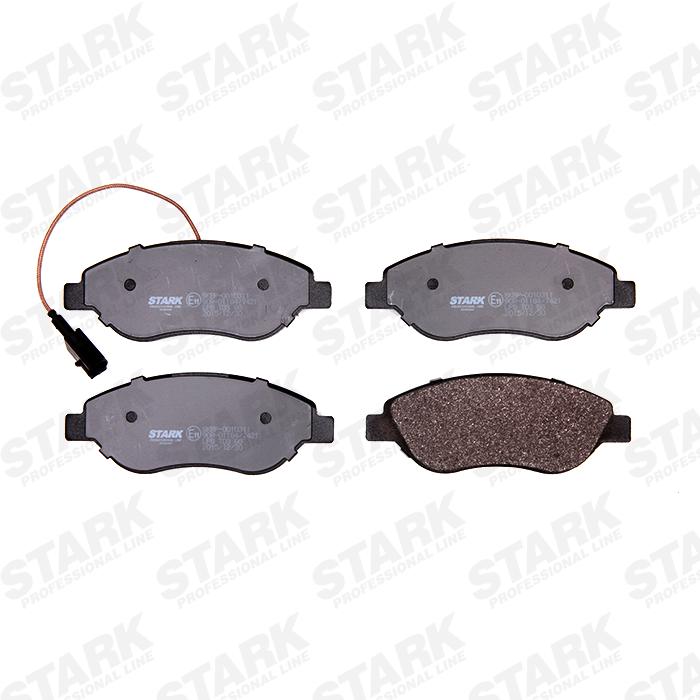 Bremsklötze STARK SKBP-0010311 Erfahrung