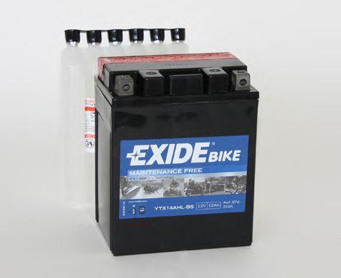 Autobatterien YTX14AHL-BS EXIDE YTX14AHL-BS in Original Qualität