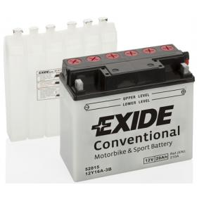 12Y16A-3B EXIDE 519013017 in Original Qualität