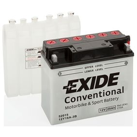 EXIDE 12Y16A-3B Erfahrung