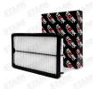Air filter MAZDA 6 Hatchback (GH) 2012 year 7589771 STARK