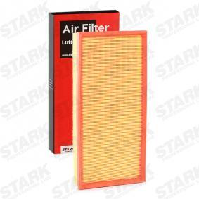 STARK Luftfilter SKAF-0060071 für AUDI Q7 (4L) 3.0 TDI ab Baujahr 11.2007, 240 PS