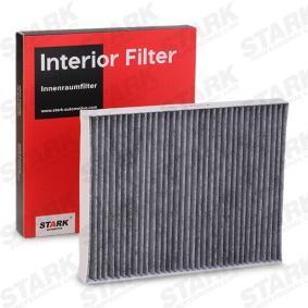 Filter, Innenraumluft Art. Nr. SKIF-0170016 120,00€